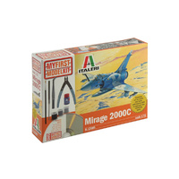 Italeri 1/72 Mirage 2000c - My 1st Model Kit ITA-12005
