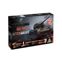 Italeri 1/35 World Of Tanks T-34/85 ITA-37509