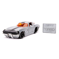 Jada 1/24 LoPro 1963 Chevy Corvette 20th Anniversary