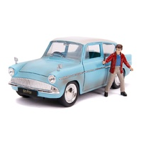 Jada 1/24 Harry potter With 1959 Ford Anglia