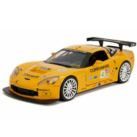 Jada 1/24 BTM Yellow 2005 Corvette C6R