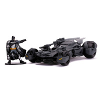 Jada 1/32 Batman w/Justice League Batmobile Movie Diecast