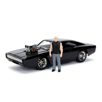 Jada 1/24 Build n Collect F&F 1970 Dodge Charger - Fast Furious Kit Movie Diecast
