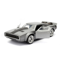 Jada 1/32 Fast & Furious F8 Dom's Ice Charger - Fast & Furious Movie 98299 Diecast
