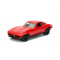 Jada 1/32 F&F F8 Lettys Chevy Corvette - Fast & Furious Movie