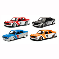 Jada 1/32 JDM 1973 Datsun 510 Widebody each  98572 Diecast
