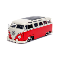 Jada 1/24 BTK Red 1962 VW Bus
