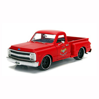 Jada 1/24 Primer Red 1969 Chevy C10 Stepside Just Trucks 99322 Diecast