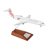 JC Wings 1/200 Fokker 100 Virgin Australia VH-FSQ JC2VOZ618