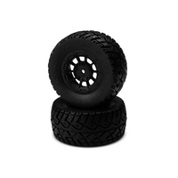 JConcepts G-Locs Yellow Compound Black Hazard 12mm