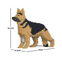 Jekca German Shepherd 01C-M01