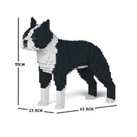 Jekca Boston Terrier 01C-M01