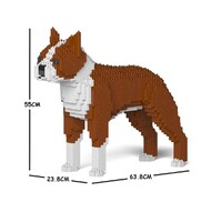 Jekca Boston Terrier 01C-M02