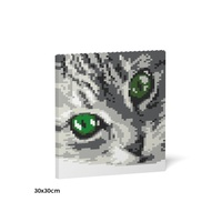 Jekca Cat Eyes Brick Painting 01S-M02