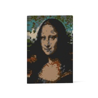 Jekca Mona Lisa Brick Painting 02S