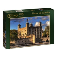 Jumbo Tower of London 500pc Jigsaw Puzzle