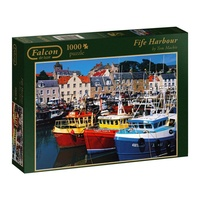 Jumbo 1000pc Fife Harbour