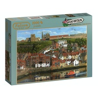 Jumbo 1000pc Whitby Harbour Puzzle