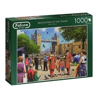 Jumbo 1000pc Beefeaters @ The Tower