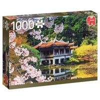 Jumbo 1000pc Blossom In Japan