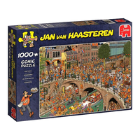 Jumbo 1000pc Kingsday