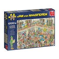 Jumbo 1000pc JVH The Library