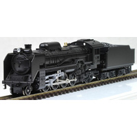 Kato N D51 Steam Locomotive with 3 Coaches Train Pack