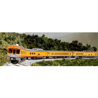Kato N UP Excursion 7 Coach Set Train Pack
