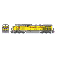 Kato N GE AC4400CW Union Pacific 6735