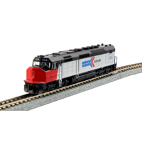 Kato N SDP40F PH AMTrak #505 Loco
