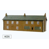 Kestrel N House / Shop Unit Kit KES-KD05