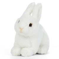 Living Nature Pet Rabbits 2 Assorted 18cm
