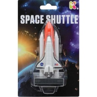 Small Diecast Space Shuttle Set