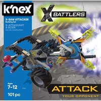 K'Nex - K'Nex X-Battlers X-Trasher Building Set