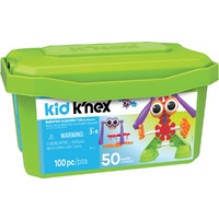 KNex - Kid KNex Budding Builders Tub