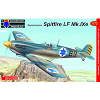 Kovozavody Prostejov 1/72 SUPERMARINE SPITFIRE MK.IXE Israeli Air Force 72175 Plastic Model Kit