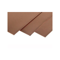 K&S Copper 0.025 4x10 Sheet (1) KSE-0259