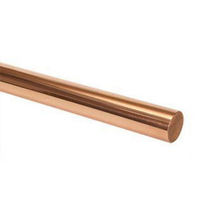 K&S 1/16&3/32 Bendable Copper Rod KSE-5071