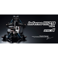 Kyosho 1/8 GP 4WD Kit Inferno MP9 TKI4 Spec A
