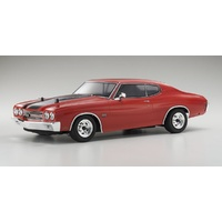 Kyosho 1/10 Put EP FAZER r/s Vei 1970 Chevy Chevelle SS 454 LS6