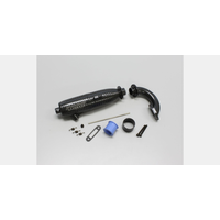 Kyosho SC Cyclonic Muffler Set(7mm/Side/S? Evo