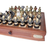 Dal Rossi Italy Lord of the Rings Chess Pieces