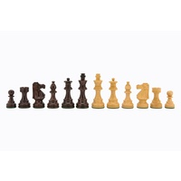 Dal Rossi Chess Pieces Box Sheesham 85mm L3010DR