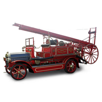 Lucky Diecast 1/43 1921 Dennis N Type Fire Engine