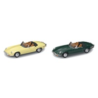 Lucky Diecast 1/43 1971 E-Type Jaguar