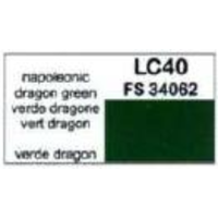 LifeColor Acrylic Napoleonic Dragon Green LC-LC40