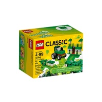 LEGO Classic Green Creativity Box 10708