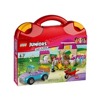LEGO Juniors Mias Farm Suitcase 10746