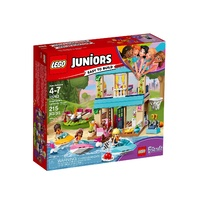LEGO Juniors Stephanies Lakeside House 10763