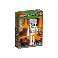 LEGO Minecraft Minecraft Skeleton BigFig with Magma Cube 21150